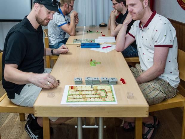 32 Spieler treten an beim Bonner Turnier