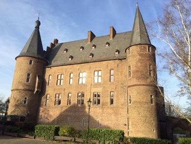 Carcassonne auf Burg Konradsheim