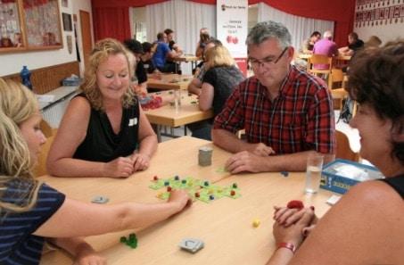 Meisterschaft im Carcassonne-Spielen