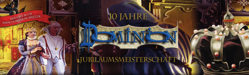 DOMINION-Turnier am 13.10.18 in Köln