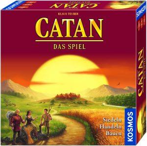 CATAN - Das Spiel von Klaus Teuber